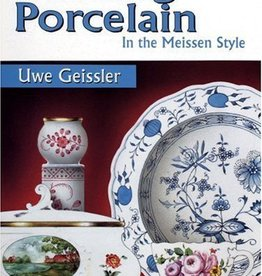 Painting Porcelain in the Meissen Style