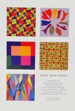 Karl Benjamin Boxed Notecards