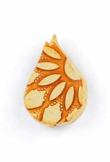 Kat Hopkins Leaf Shape Magnet