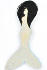Kat Hopkins Large Mermaid Magnet