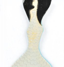 Kat Hopkins Large Mermaid Magnet