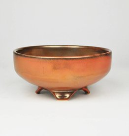 Stephen L. Horn Copper Red Bowl