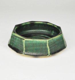 Mariko Itagaki Octagon Bowl, Oribe Matte