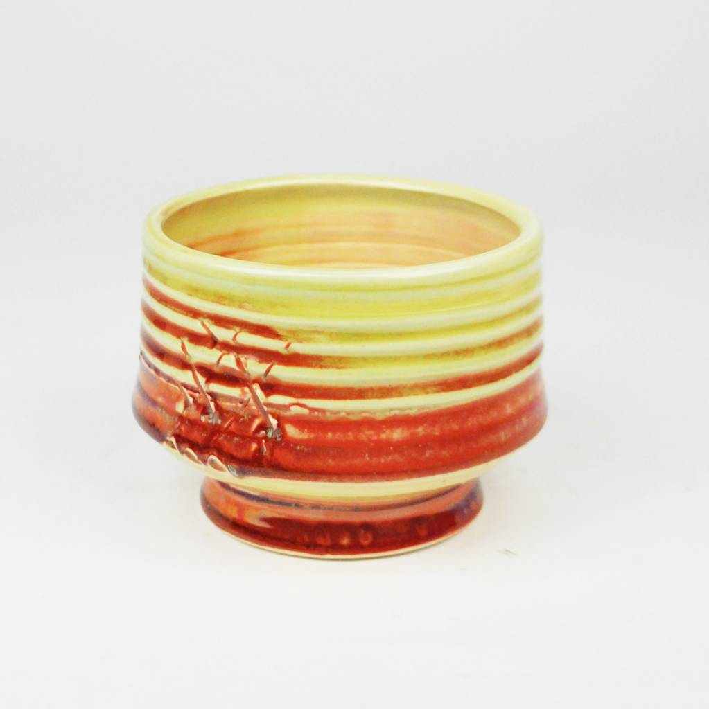 Vincent Suez Footed Bowl