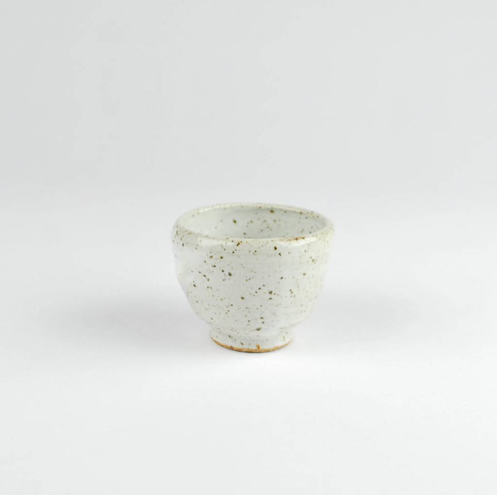 Mariko Itagaki Sake Cup, White