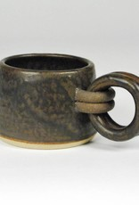 Jan Schachter Black Ash Mug
