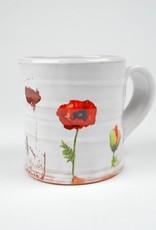 Justin Rothshank Floral Mug