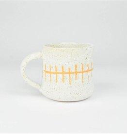 Natan Moss Large White Mug