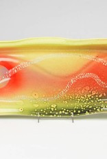 Adrian Sandstrom Large Tray- Red