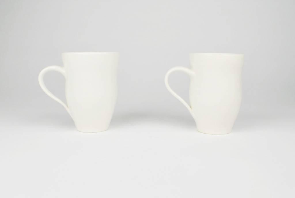 Karen Swyler Share, Mugs & Saucers, Set of 2