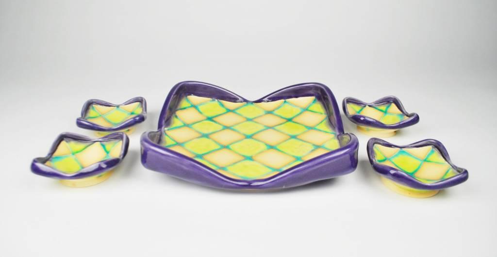 Shana Salaff Sushi Set (5 Piece)