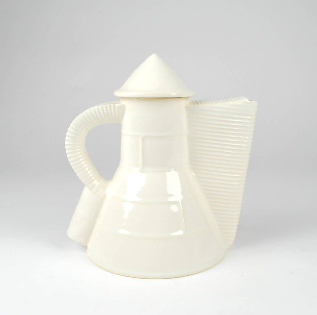 Christa Assad Tower Teapot