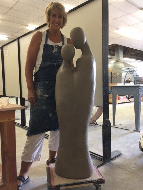 Advanced Sculpture - Mornings - Wednesdays & Fridays