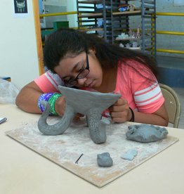 Illustration and Sculpting for Young Artists