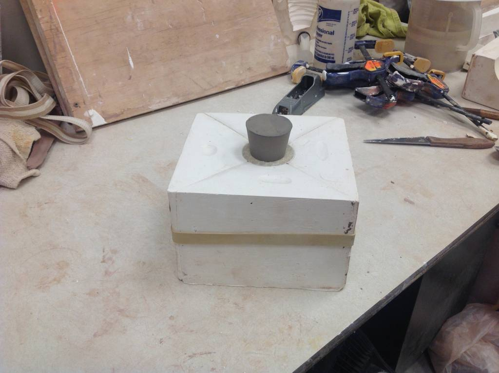 2018 Mold Making & Slip Casting Intensive