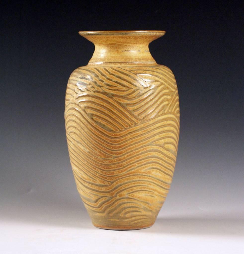 Ben Rigney Ben Rigney - Yellow Bud Vase #1