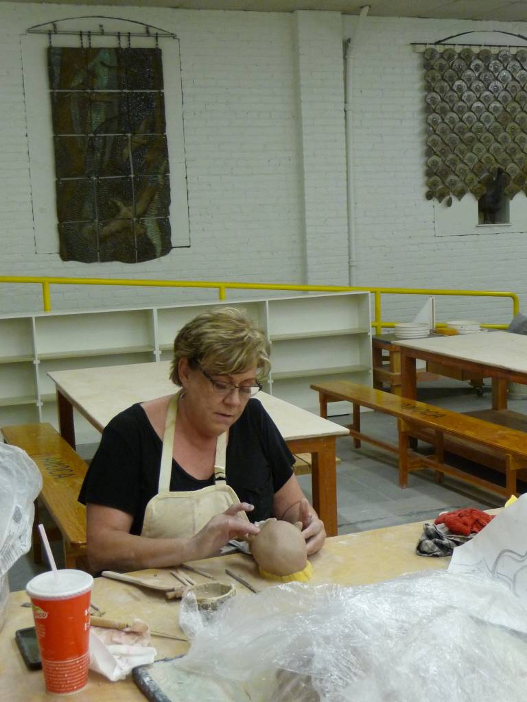 Friday Night in the Studio - May 18th - Hand Build Ceramic Serving Bowls