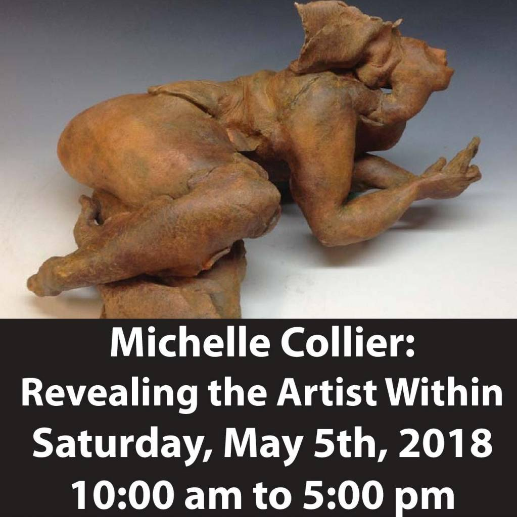 2018 Michele Collier Workshop: revealing the artist within