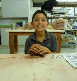 Clay Camp - Week 3 - Hand Building - ages 8 - 12