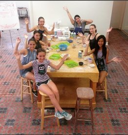 Illustration and Sculpting for Young Artists - July