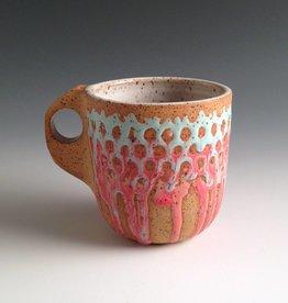 Alex Corrin Alex Corrin - Pink and Blue Mug
