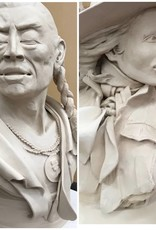 Portraiture Sculpture - Wednesdays & Fridays