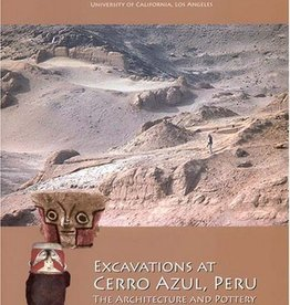 Excavations at Cerro Azul, Peru