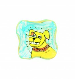 Cheryl Tall Tray, Yellow Dog