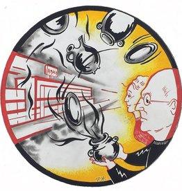 Patti Warashina Patty Warashina Limited Edition Plate