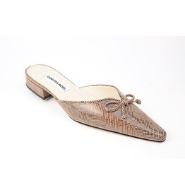 BELL FLAT SUEDE TAN