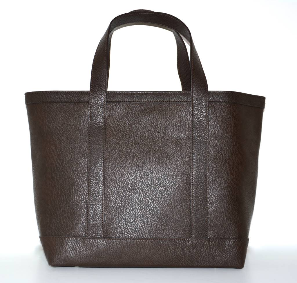 LEATHER TOTE MEDIUM TMORO 03