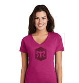 Women's Ragnar Trail Slub V-Neck Tee