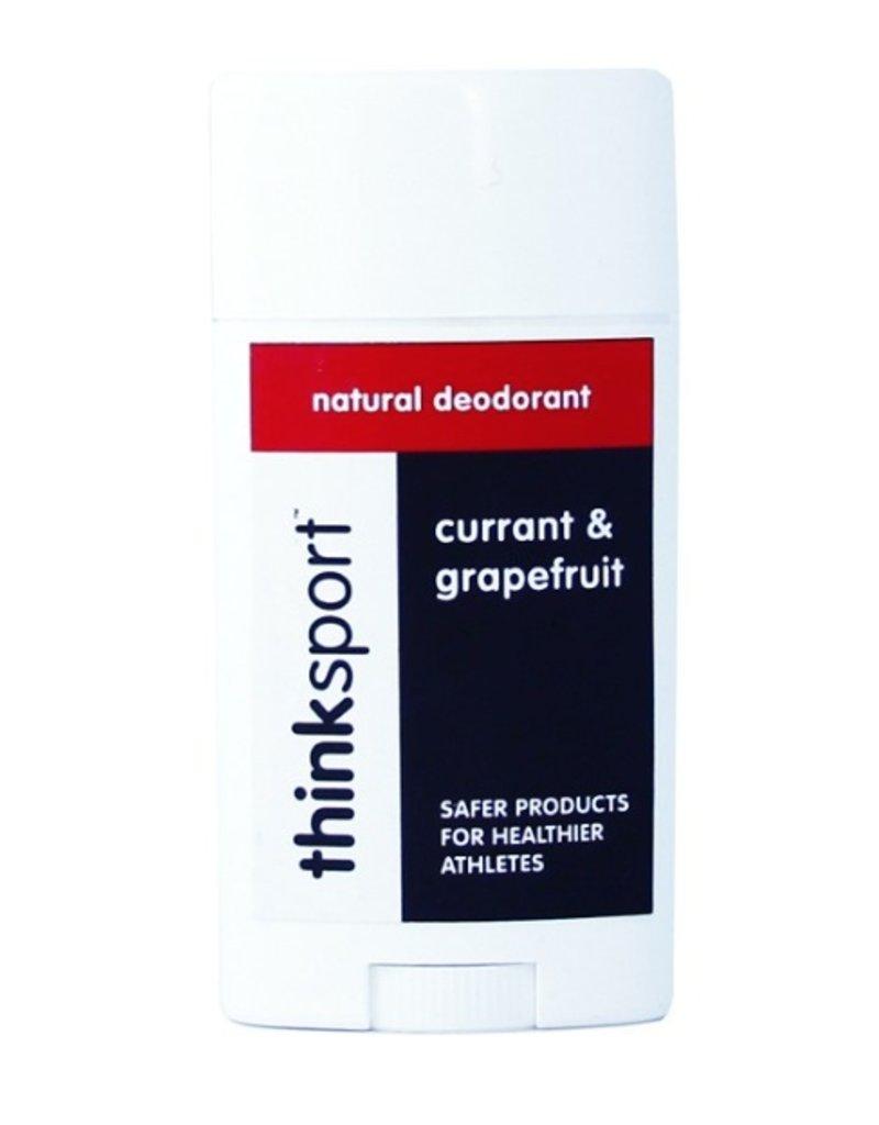 Thinksport Deodorant - Grapefruit/Currant