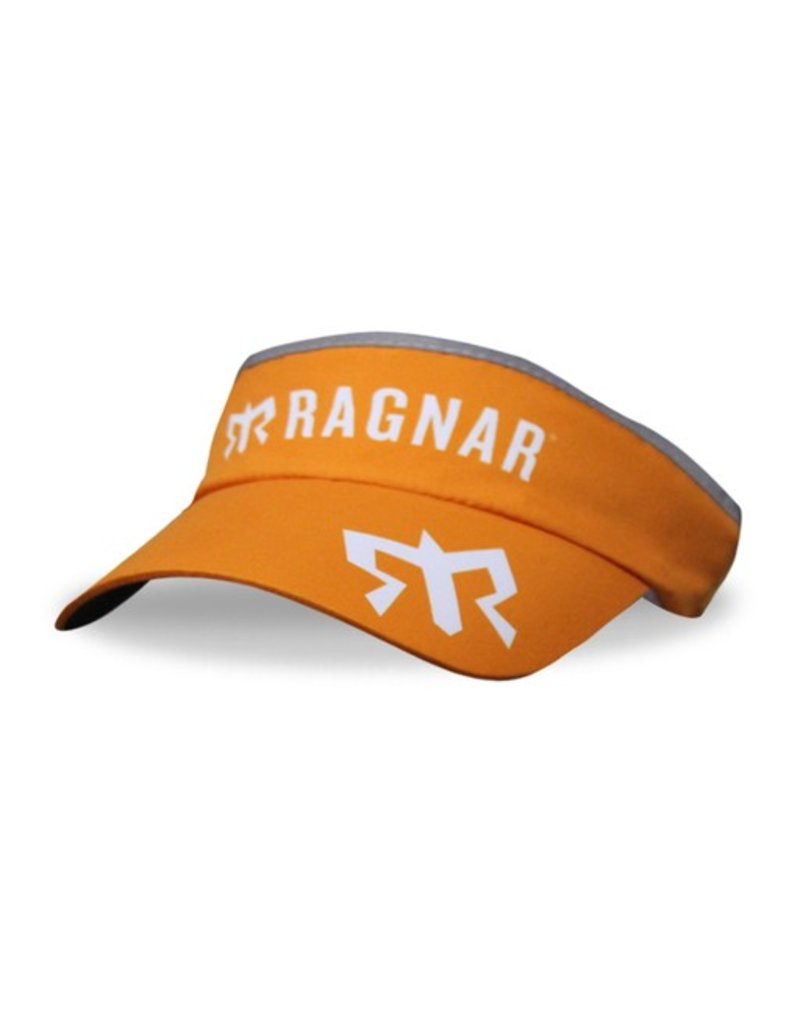 Orange Ragnar Visor
