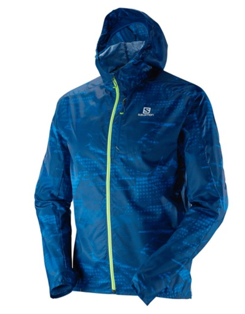 Salomon Men's Trail Fast Wing GRAPHIC Hoodie