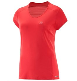 Salomon Women's Trail Comet Plus SS Tee