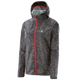 Salomon Women's Trail Fast Wing GRAPHIC Hoodie