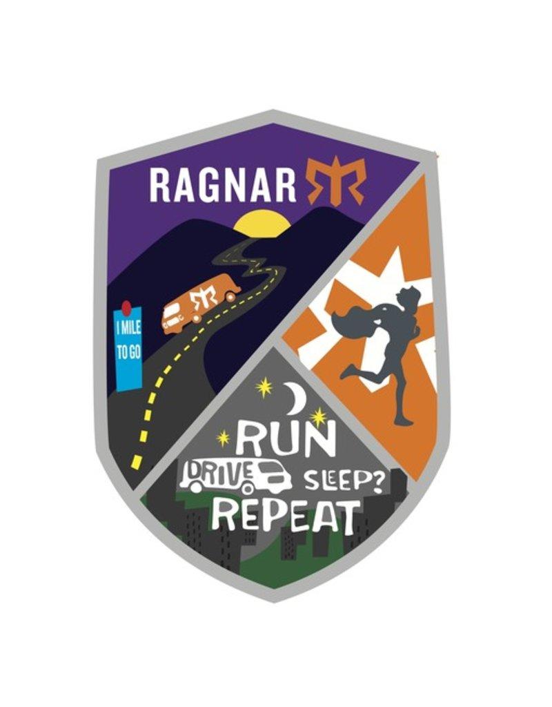Ragnar Road Patch