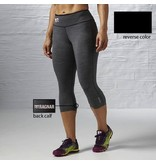 Reebok Women's Workout Ready Reversible Capri