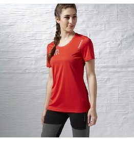 Reebok Women's Running Essentials Short Sleeve Tee