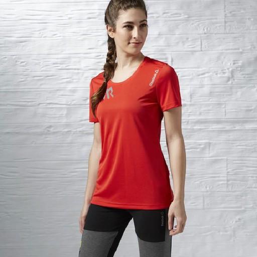 Reebok Women's Running Essentials Short Sleeve Tee