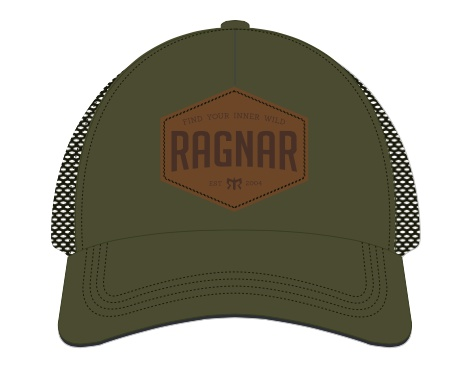 Ragnar Patch Foam Technical Trucker Hat