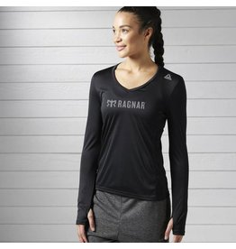 Reebok Women's Running Essentials Long Sleeve Tee