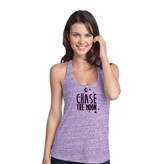 Women's Ragnar Trail T-Back Strappy Tank - Chase The Moon