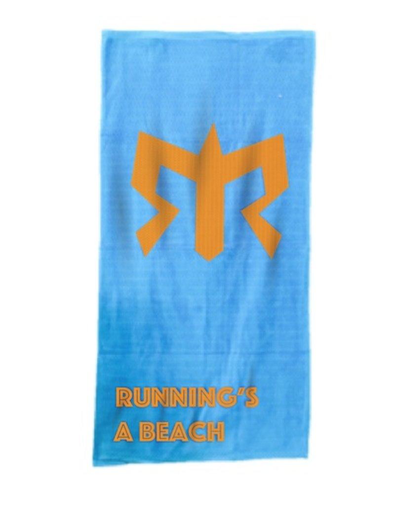 Ragnar Beach Towel