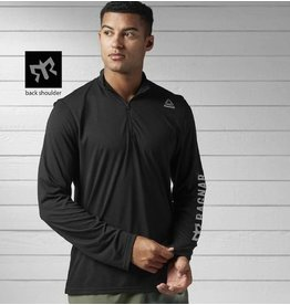 Reebok Men's Workout Ready Supremium 2.0 1/4 Zip