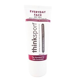 Thinksport Every Day Face Sunscreen SPF 30 (2 oz)