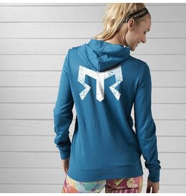 Reebok Women's Elements FT Full Zip Hoodie