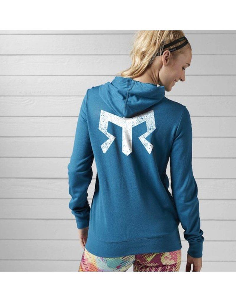 Reebok Women's Elements FT Full Zip Hoodie (SS17)