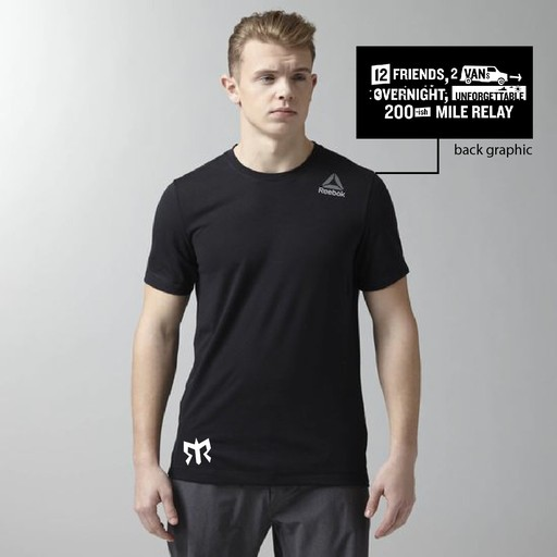 Reebok Men's Workout Ready SL Supremium Tee
